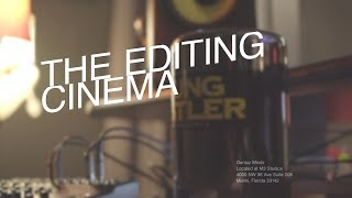 VIDEO EDITING STUDIO (First Day) - THE EDITING CINEMA