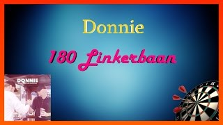Donnie - 180 Linkerbaan (ft. Raymond van Barneveld) LYRICS