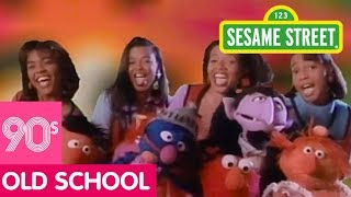 Sesame Street: En Vogue Sing Adventure Song with Elmo and friends!