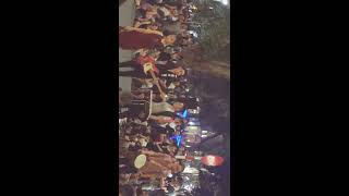 Bụi Phấn-violon phiên bản phố đi bộ
