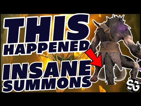 INSANE SUMMONS & CONVERSATIONS RAID SHADOW LEGENDS BRAKUS HAS SOMETHING NEW