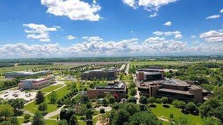 UIS Campus Flyover 2019