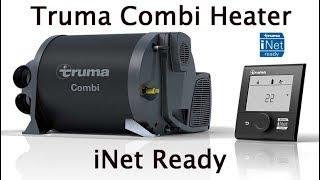 Truma Combi Water Boiler & Space Heater for Caravan Campervan & Motorhome use (iNet ready)