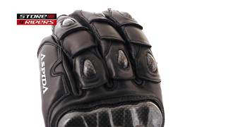 Aspida Ares Full Gauntlet Gloves Feature Video