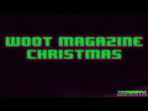 Woot Magazine Christmas 2019 - ZX Spectrum