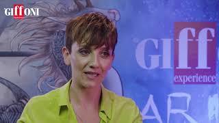 Giffoni Film Festival 2019 - Intervista alla simpaticissima Lucia Ocone
