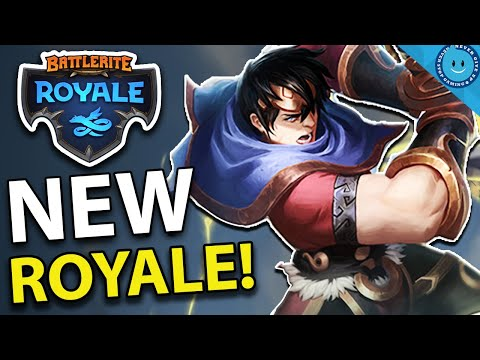 BATTLERITE ROYALE BECOMES A NEW GAME!? WILL IT BEAT FORTNITE/PUBG/REALM ROYALE? (RELEASE DATE NEWS)