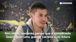 Entrevista Raphaël Guerreiro - Parte III - Futebol Português