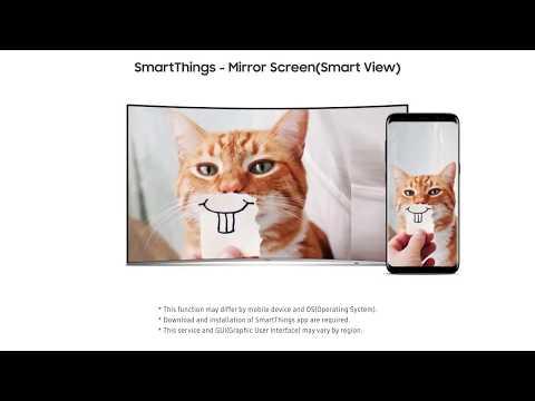 Samsung Premium UHD TV - NU8505 Curved Smart Premium 4K UHD TV