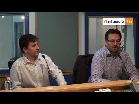 Párbeszéd a gazdaságról - Balásy Zsolt és Madár István az InfoRádióban