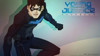 Young Justice: Invasion Nightwing Tribute/AMV