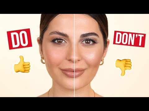 8 Common Makeup Mistakes That Age You