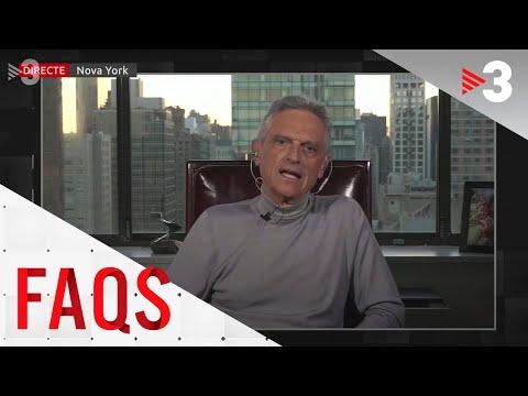 Luis Rojas Marcos al «FAQS»