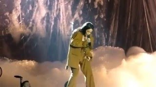 Rihanna - Kiss It Better - ANTi World Tour Live @SAP Center, San Jose CA