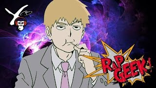 "RAP Anime #13 | Rap do Arataka Reigen (Mob Psycho 100) ""Paranormal Só que não"" - Yuri Black"
