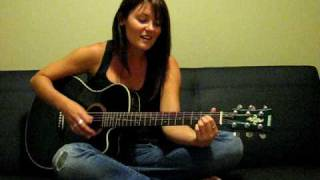 Whenever, Wherever - Shakira Cover by Megan Ronalee