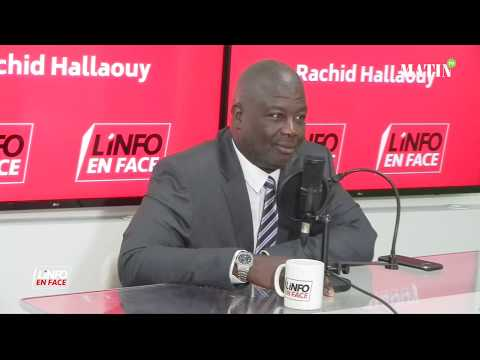 Video : L'Info en Face avec Abdou Diop