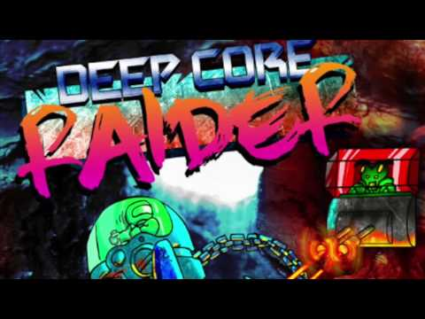 DEEP CORE RAIDER Bug Zx SPECTRUM real tape