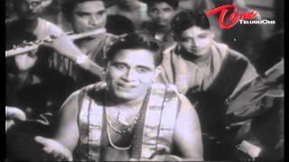Sri Venkateswara Mahatyam Telugu Movie Songs | Sesha Saila Vaasa | NTR | S Varalakshmi | Savithri
