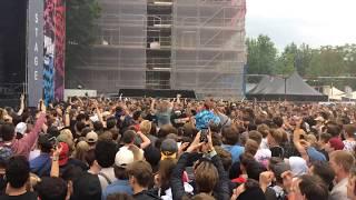 Hopsin - Ill mind of Hopsin 8 AWESOME MOSHPIT (live @ WOO HAH! 2017 Tilburg, The Netherlands)