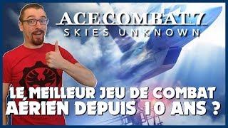 vidéo test Ace Combat 7 par Bibi300