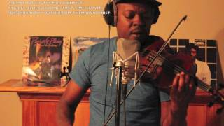 "Kygo ft Ellie Goulding - First Time (violin cover) by Ashanti ""The Mad Violinist"""