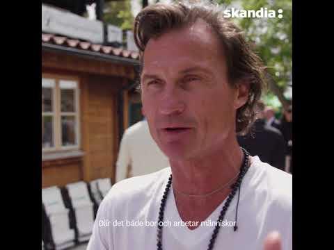 Petter Stordalen, om hur en bra stadsmiljö ser ut