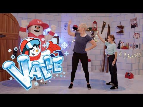 Trainiere mit Valle | Ich bin ein SkiStar