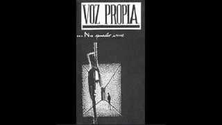Voz Propia - Pavor