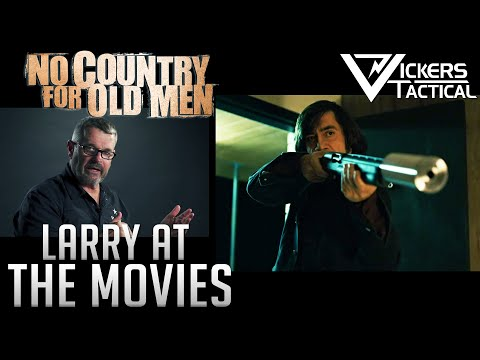 "Larry At The Movies EP 6 - ""No Country For Old Men"" Part 1"