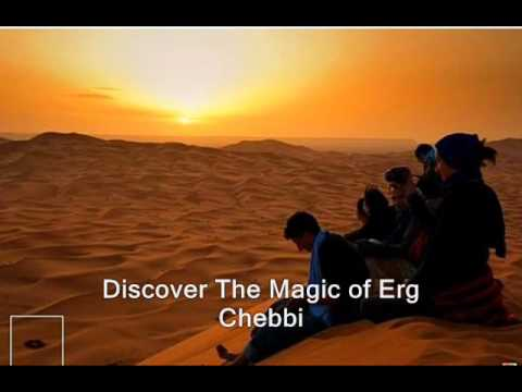 Discover The Magic Of Erg Chebbi – Merzouga Safaris Tours