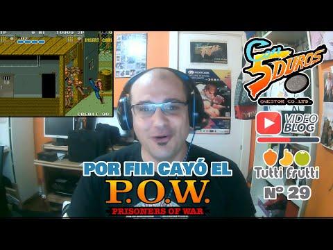 Videoblog Tutti-Frutti Mix Num.29 (FFLNSU/MAME/900 C5D/10 Nuevos 1cc's / Total 1241 1cc's!!!)