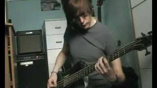 Used To Love Her Bass Cover