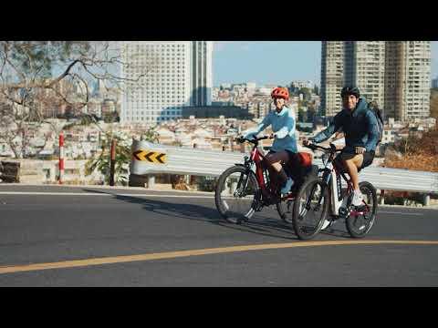 YADEA E-bike YT/YS500 Enjoy your ride enjoy your life
