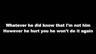Lovers & Liars - I'm not him[With Lyrics]