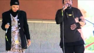ESTILO 2013 LIVE REGGAETON PERFORMANCE by GRANDE GATO & BONITA SENORITA