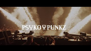 Psyko Punkz - Hit The Bong (Official 4K Videoclip)