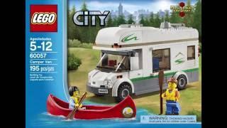lego city - camper van 60057