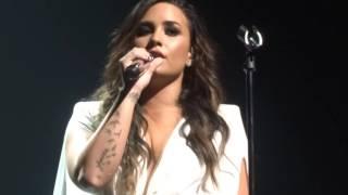 Demi Lovato - Give Your Heart A Break Live - 8/18/16 - San Jose, CA - [HD]