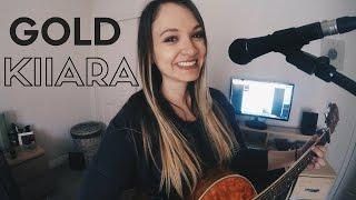 Gold - Kiiara (Cover) | KelseyLynnMusic