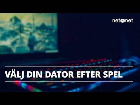 HeatoN guidar - Välj gamingdator efter spel    NetOnNet Klubbhyllan