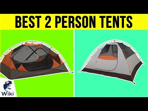 10 Best 2 Person Tents 2019