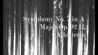 Bethoven 7th Symphony in A Major (2nd Movement, Allegretto)