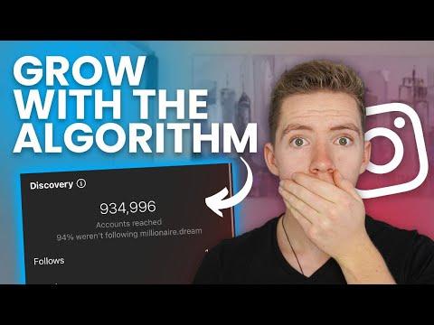 5 Instagram Algorithm Hacks For Explosive Growth | Grow Your Instagram In 2021