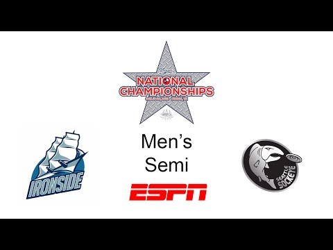 Video Thumbnail: 2013 National Championships, Men's Semifinal: Boston Ironside vs. Seattle Sockeye