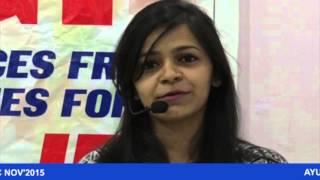 Ayushi Goyal, AIR-3, CA-IPC, NOVEMBER 2015