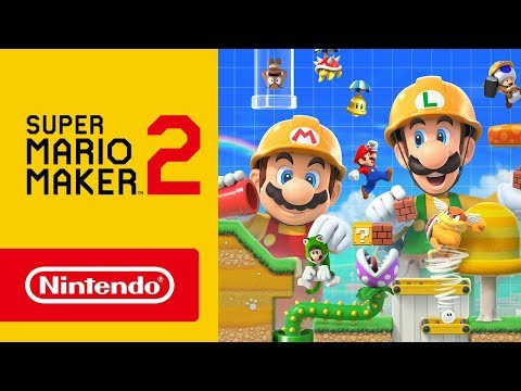 Super Mario Maker 2 (NS)   © Nintendo 2019    2/2