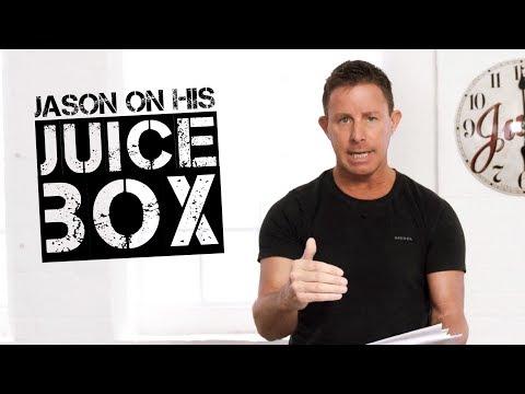 Jason On His Juice Box #1