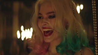 Suicide Squad movie scene - Harley Quinn falls for Joker