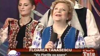 FLOAREA TANASESCU-VIN FLORIILE CU SOARE